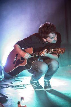 Alex Schroer Gitarrist der Butterwegge Band