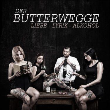 Liebe-Lyrik-Alkohol-Albumcover