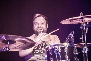 Guido Conrad Schlagzeuger der Butterwegge Band