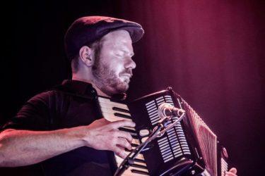 Kai Schumacher Musiker der Butterwegge Band
